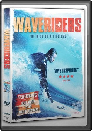 Surfing - Waveriders: The Ride of a Lifetime