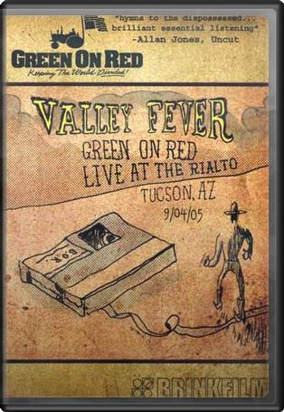 Valley Fever: Live at the Rialto