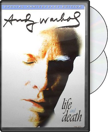 Andy Warhol - Life and Death (2-DVD, Special