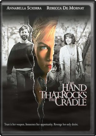 the hand that rocks the cradle dvd 1992 starring