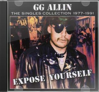 Expose Yourself - Singles Collection, 1977-1991