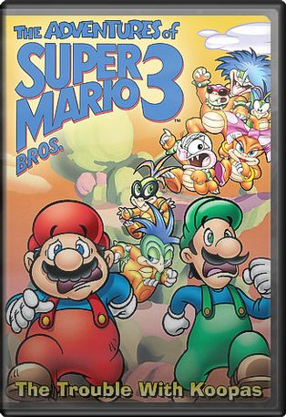 The Adventures of Super Mario Bros. 3 - The