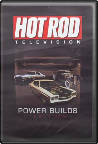 Hot Rod Television - Power Builds Edition