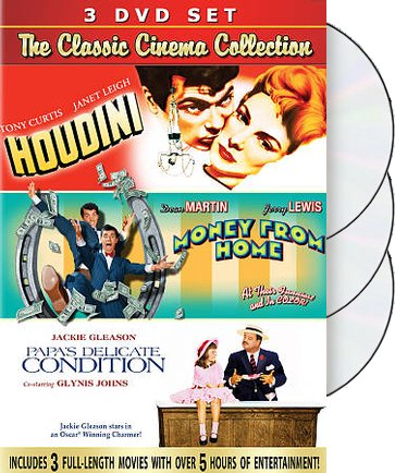 The Classic Cinema Collection - Houdini / Money