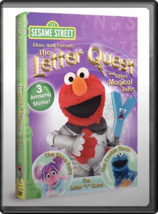Elmo and Friends - The Letter Quest and Other
