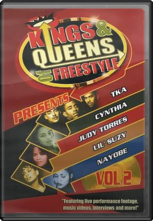 Kings & Queens of Freestyle - Volume 2