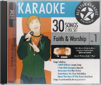 Faith and Worship, Volume 1 (2-CD)