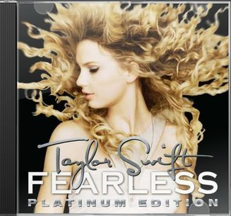 Fearless Platinum Edition (CD+DVD)