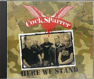 Here We Stand (CD, DVD)