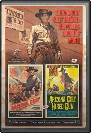 Arizona Colt (Widescreen) / Arizona Colt Hired
