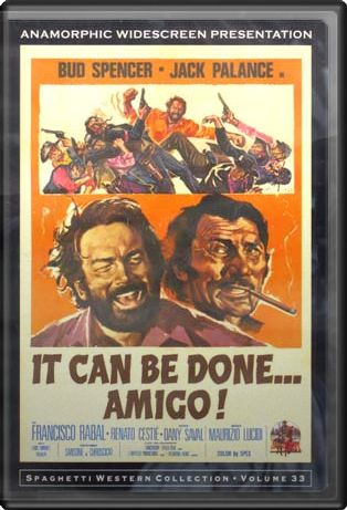 It Can Be Done... Amigo! (Widescreen)