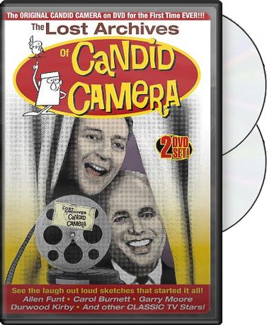 Candid Camera - Lost Archives of Candid Camera