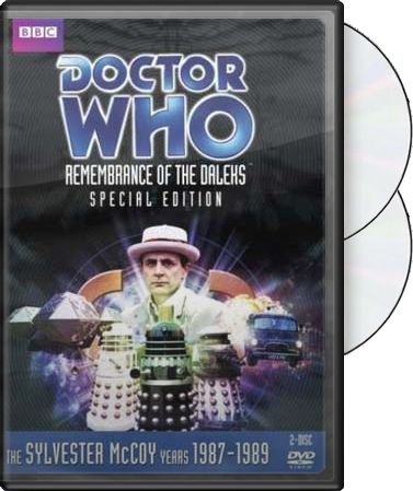 #148: Remembrance of the Daleks (2-DVD)