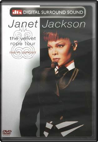 Velvet Rope Tour: Live In Concert