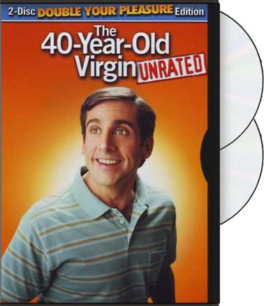 "The 40-Year-Old Virgin (""Double Your Pleasure"""