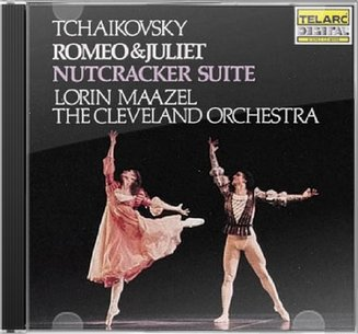 Tchaikovsky: Romeo & Juliet and Nutcracker Suite