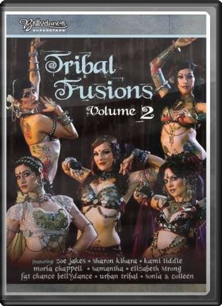 Bellydance Superstars: Tribal Fusions, Volume 2