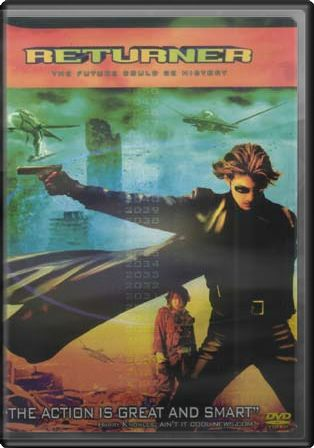 Returner (Widescreen) (Japanese, Dubbed in