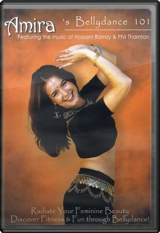 Amira's Bellydance 101 Belly Dancing Basics For
