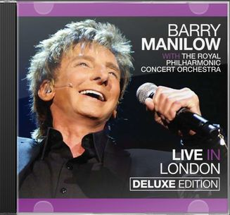 Live in London (Deluxe Edition) (CD+DVD)