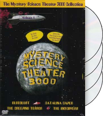 Mystery Science Theater 3000 Collection, Volume 1