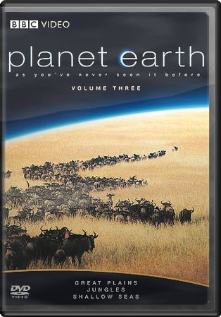 BBC - Planet Earth: Great Plains / Jungles /
