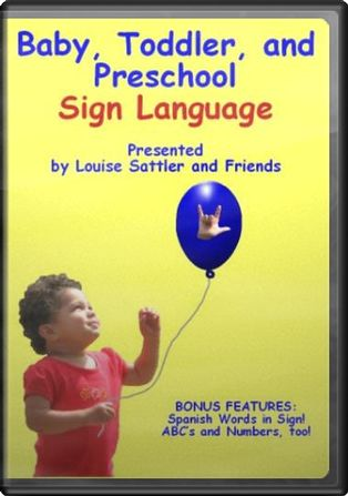 Baby, Toddler and Preschool Sign Language