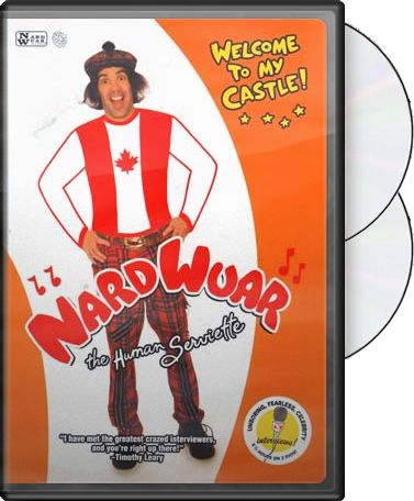 Nardwuar the Human Serviette - Welcome to My