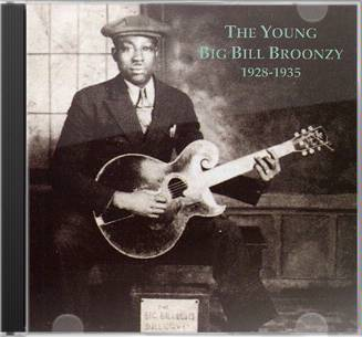 The Young Big Bill Broonzy (1928-1935)
