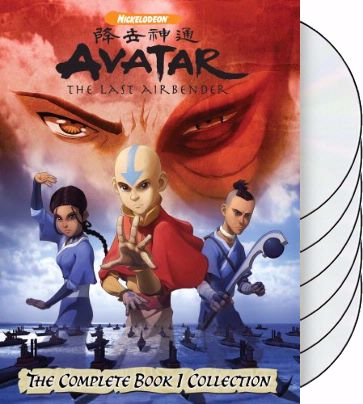 Avatar: The Last Airbender - Book 1: Water - The
