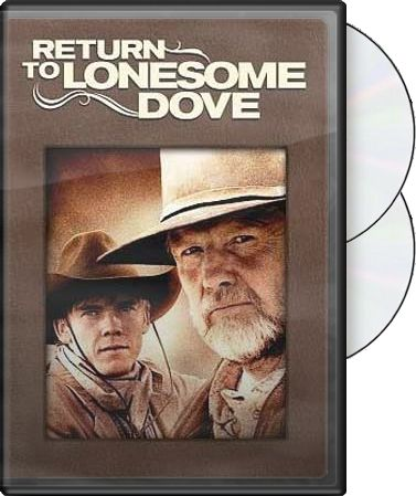 Lonesome Dove - Return to Lonesome Dove (2-DVD)