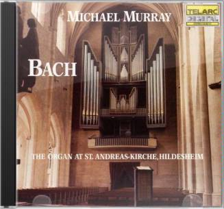 Bach: The Organ at St. Andreas-Kirche, Hildesheim