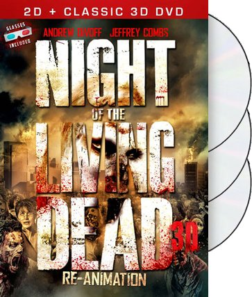 Night of the Living Dead: Re-Animation (3-DVD)