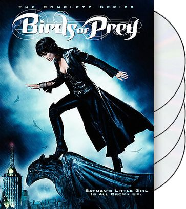 Birds of Prey - Complete Series (4-DVD)