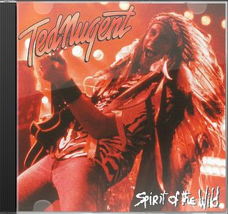 Ted Nugent Spirit Of The Wild Cd 2009 Eagle Records