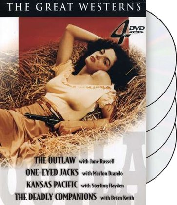 Great Westerns (The Outlaw / One-Eyed Jacks /