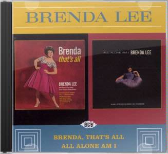 Brenda, That's All / All Alone Am I