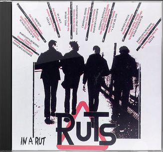 Ruts, The - Babylon´s Burning - The Reconstructed Dub Drenched Soundscapes ...