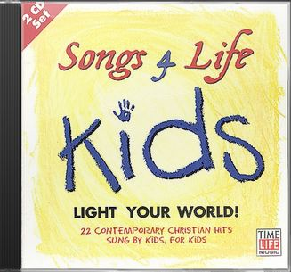 Songs 4 Life Kids - Light Your World (2-CD)