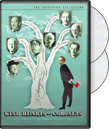 Kind Hearts and Coronets (2-DVD)