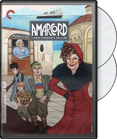 Amarcord (Criterion Collection, 2-DVD)