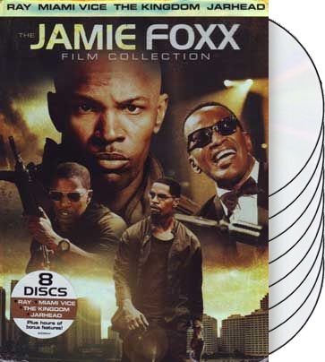 The Jamie Foxx Collection (Ray / Miami Vice / The