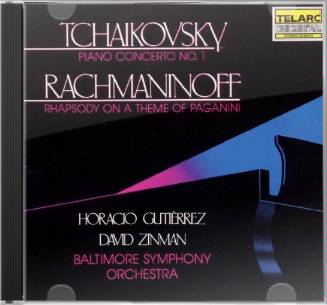 Tchaikovsky: Piano Concerto No. 1 and