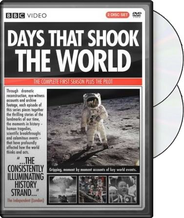 BBC - Days That Shook the World: Pilot and Season