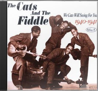 We Cats Will Swing for You, Volume 2: 1940-1941