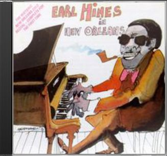 Earl Hines in New Orleans (Live)