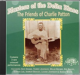 Various Yazoo Delta Blues And Spirituals