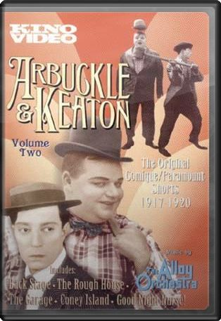 Arbuckle & Keaton, Volume Two - The Original