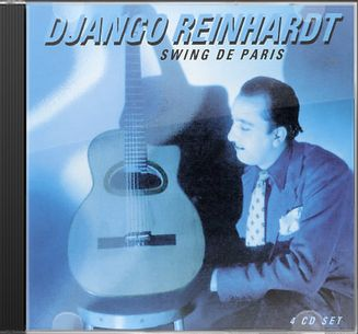 Swing de Paris [Box Set] (4-CD)