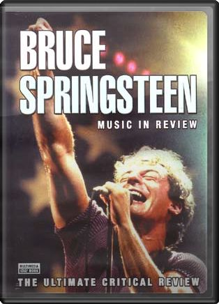 Bruce Springsteen: Music In Review (DVD+Book)